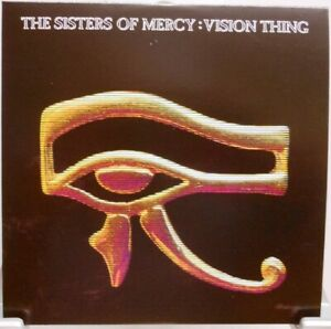 The-Sisters-of-Mercy-CD-Vision-Thing-8-forte-canzoni-rock-SPECIAL-EDITION