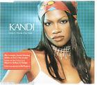 KANDI - DON'T THINK I'M NOT (4 track CD single)