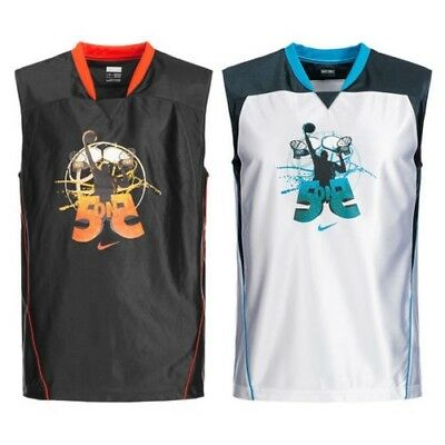 Other Responsible Nike Basketball Game Kids Leotard 332448 Training Jersey Tank Top Streetball Traveling