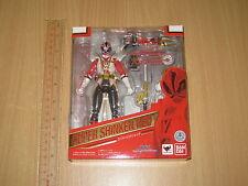 Bandai SH Figuarts(SHF) Samurai Sentai Shinkenger Super Shinken Red Figure(JP)