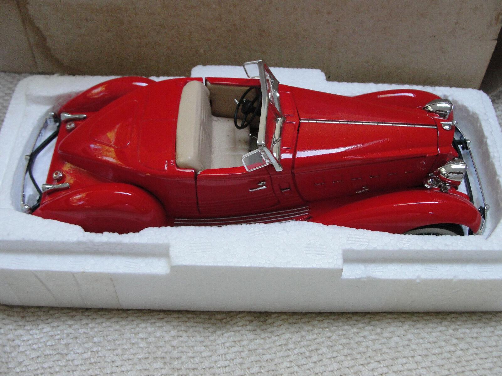 suministramos lo mejor Danbury como como como nuevo 1934 Packard-V12 Con Caja  buscando agente de ventas
