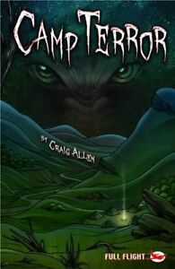 Very-Good-1849265836-Paperback-Camp-Terror-Full-Flight-Adventure-Allen-Craig