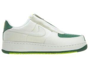 New Nike Men's Air Force 1 Low CMFT LW GP SIG (616760-300)  Pine Green//Sail