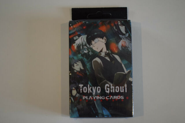 tokyo ghouls playing cards cartes neuf sous blister