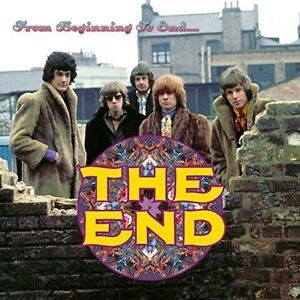 The-End-From-Beginning-to-End-New-CD-Boxed-Set-UK-Import