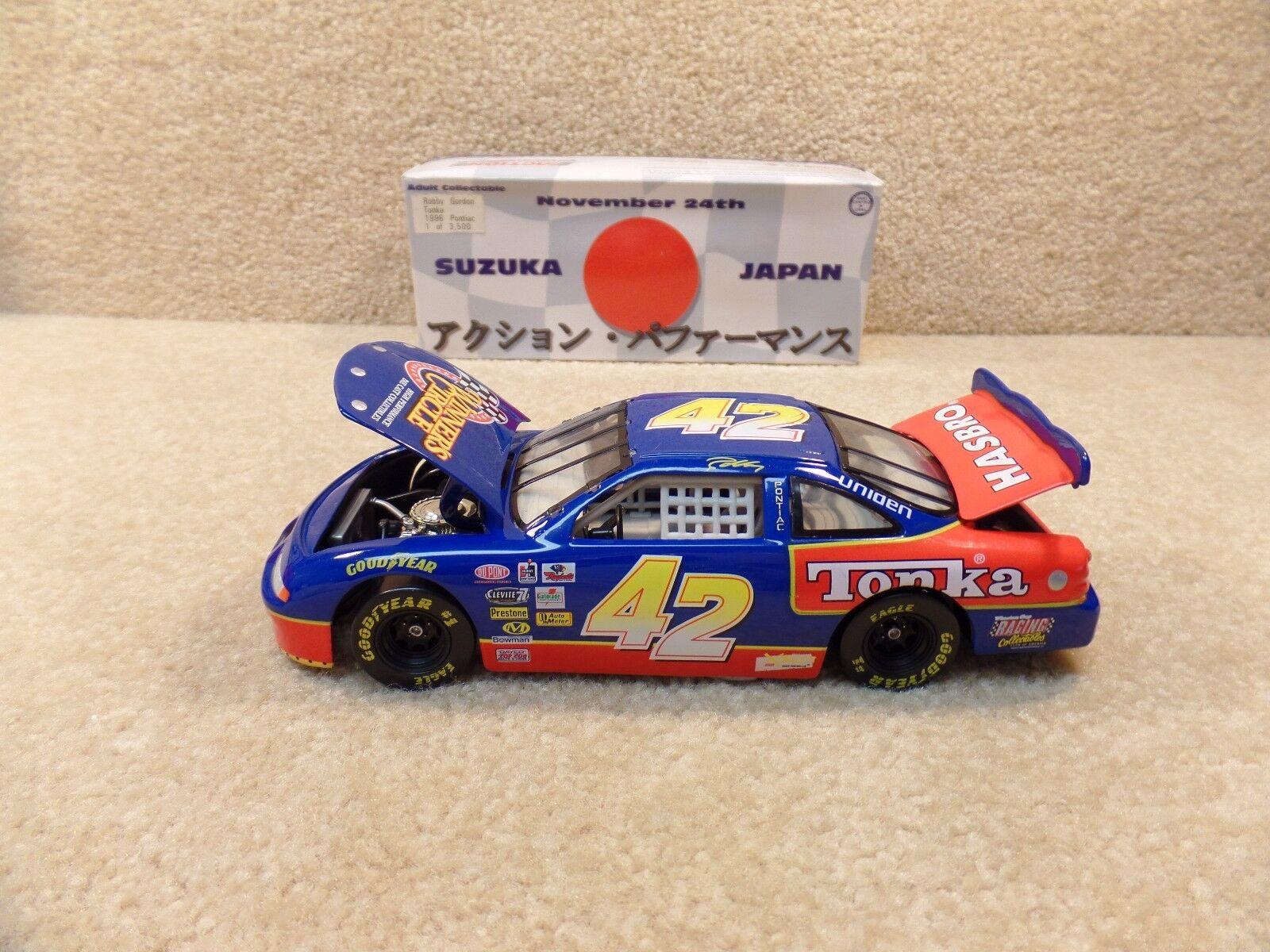 New 1996 Action 1 24 Diecast NASCAR Robby Gordon Tonka Hasbro Grand Prix