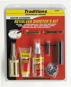 traditions sportsman s kit for 44 caliber a5120 new ebay