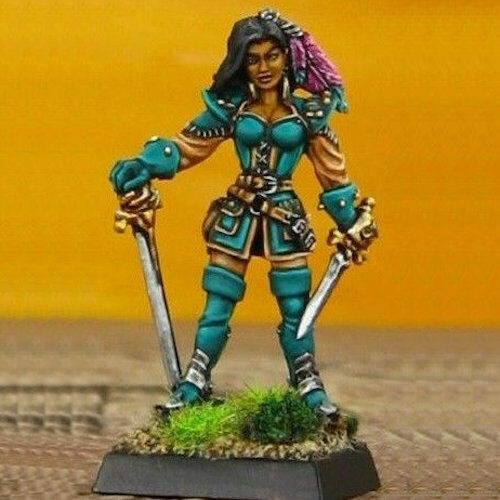 02645 MARIA ROSEBLADE Reaper Dark Heaven Legends