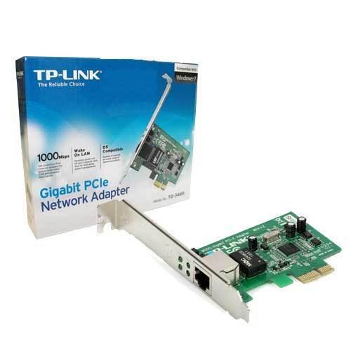 TP-LINK TG-3468 10/100/1000 SCHEDA DI RETE INTERNA PCI EXPRESS LAN GIGABIT