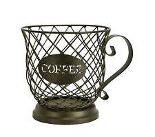 Taza Para Almacenar Cápsulas De Café Diseño Clásico Accesorio De Decoración