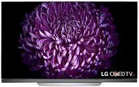 Lg Electronics Oled55e7p 55-inch 4k Ultra Hd Smart Oled Tv (2017 Model)