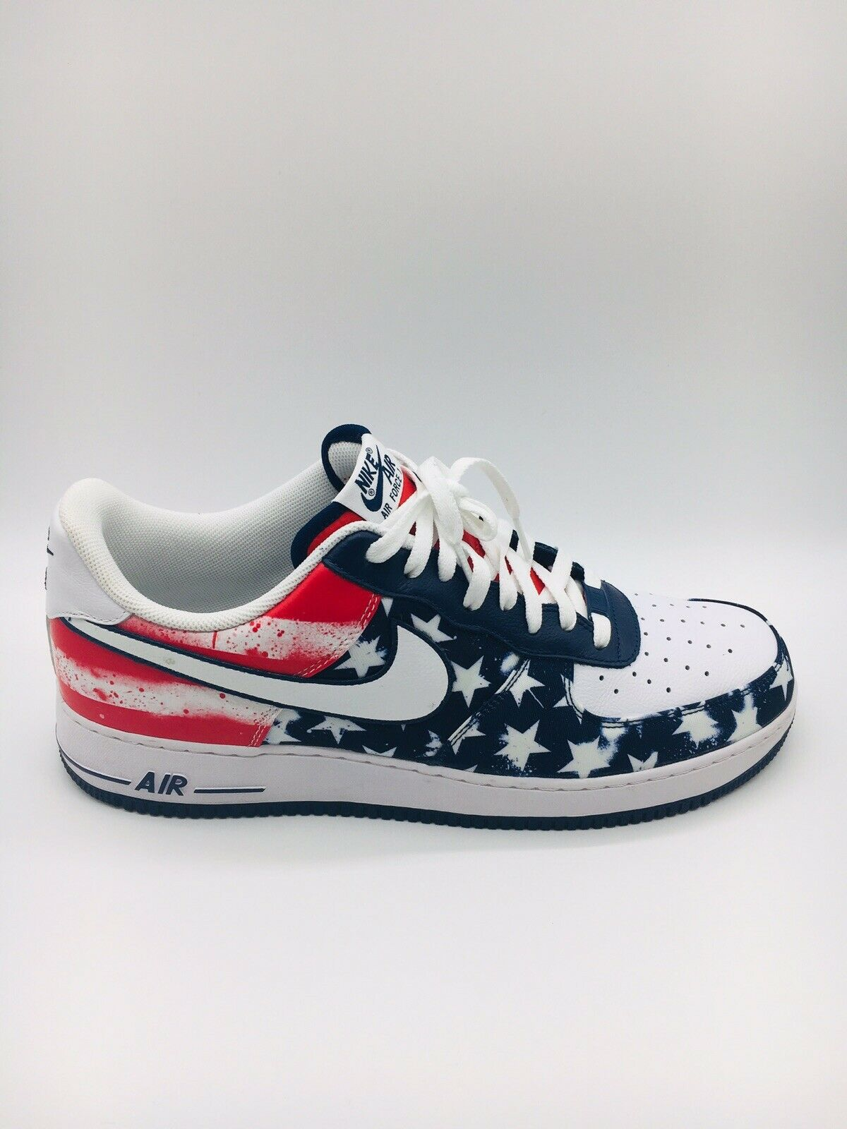 Nike Air Force 1 Independence Day 488298 425 Low Top
