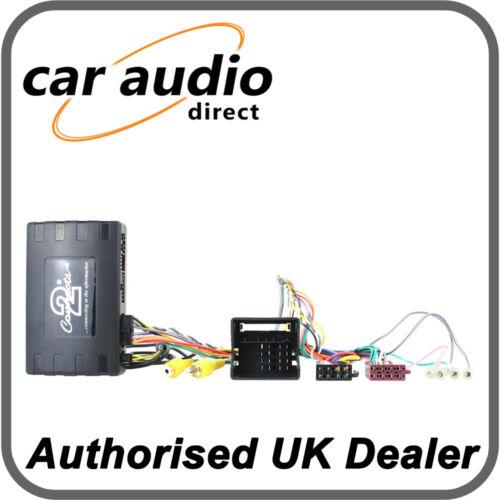 Connects 2 ctuvw 01 infodapter interfaces para VW Volante Tallo Adaptador