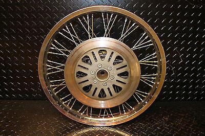 2003 Suzuki Intruder 1400 Vs1400glp Oem Front Wheel Rim