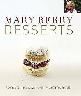 Mary Berry's Desserts by Mary Berry (Hardback, 2008)