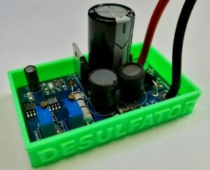 Batteriepulser 12V Pulser >100A Batterie Aktivator Desulfator- Refresher Blei