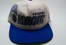 Vintage 90s ORLANDO MAGIC Sports Specialties Snapback Hat Cap Starter Hardaway