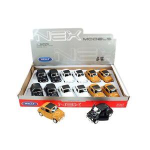 Maqueta-de-coche-Fiat-Nuova-500-1957-1975-Oldtimer-aleatoria-color-auto-1-34-39