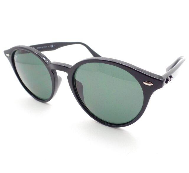 Ray-Ban Rb2180 601 71 Black Frame Green Classic 49mm Lens Sunglasses ... 0794359647
