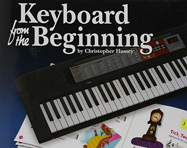 Keyboard from the Beginning (Book) by , NEW Book, (Paperback) FREE & Fast Delive