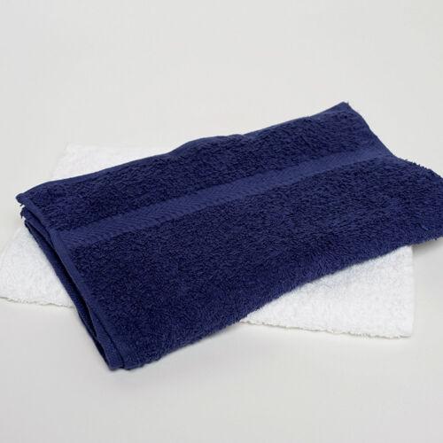 Suspendu Boucle Serviette Towel City TC042 400gsm Classic gamme 30 x 110 cm Sports Serviette