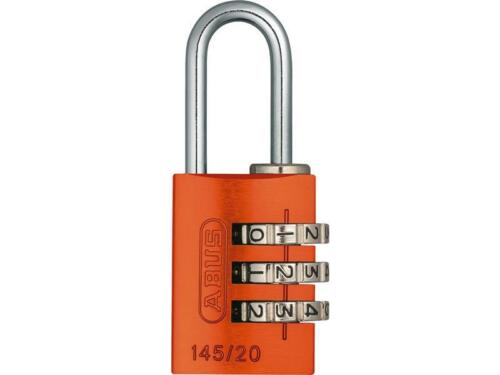 ABUS 145//20 orange mit EAN