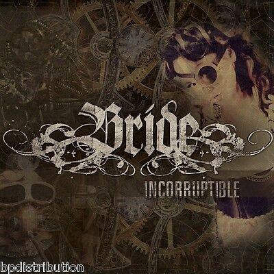 BRIDE - INCORRUPTIBLE (*NEW-CD, 2013) Classic Christian Metal