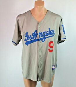 12db870b0 Image is loading Brian-Jordan-Los-Angeles-Dodgers-jersey-Majestic-Cool-