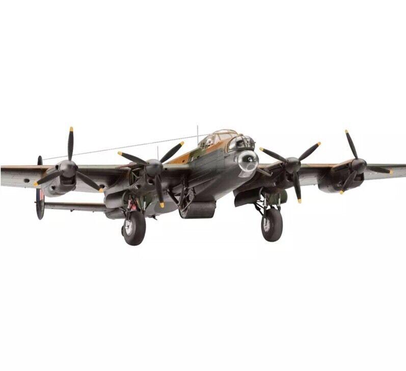 1 72 Revell Lancaster B.iii Dambussters Bomber Ii Dambusster plan modelllllerler Kit NEW