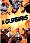 Losers 0883929106301 With Zoe Saldana DVD Region 1
