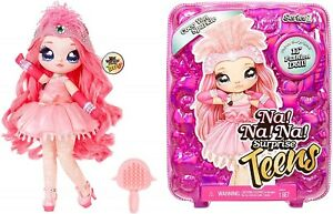 Na-Surprise-Teens-Coco-Von-Sparkle-Flamingo-Inspired-11-034-Soft-Fabric-Doll