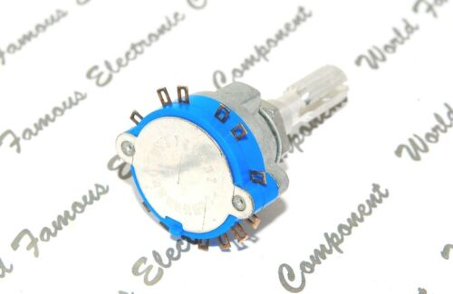 1pcs ALPS 1-Wafer 1-Pole 12-Position cycling Rotary Switch Made in JAPAN