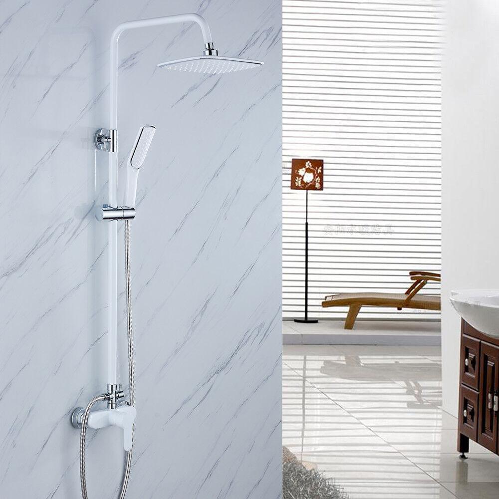 Sistema de ducha Ducha de Lluvia Barra de ducha de mano Conjunto Completo Acceso