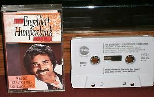 THE-ENGELBERT-HUMPERDINCK-COLLECTION-18-OF-HIS-GREATEST-HITS-MUSIC-CASSETTE