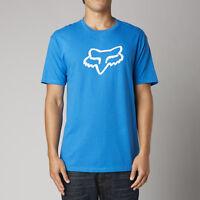 Fox Racing Legacy Fox Head S/s Tee Shirt Blue
