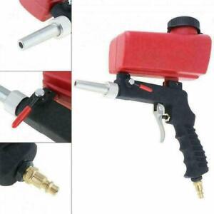 Air-Sandblasting-Gun-HandHeld-Sand-Blaster-Portable-Media-Blasting-CL-Shot-X3G0