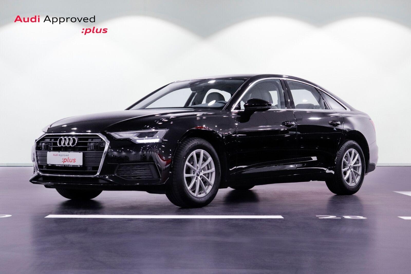 Audi A6 40 TDi S-tr. 4d - 510.000 kr.