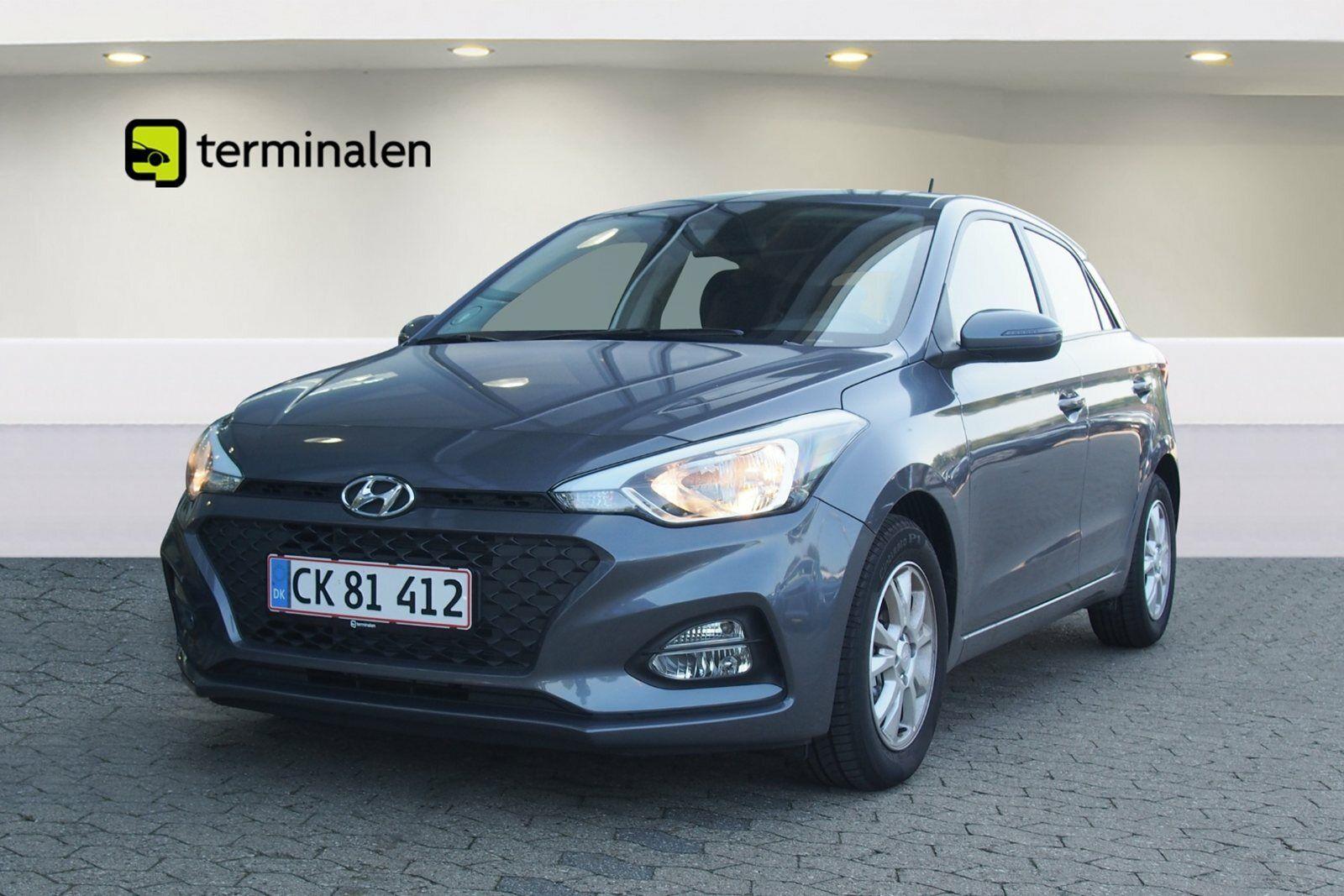 Hyundai i20 1,25 Summer Style 5d - 149.700 kr.