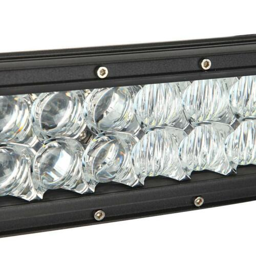 """22//32//42//50//52/"""" INCH 5D Led Curved Light Bar Offroad For JEEP SUV TRUCK 4X4 Boat"""