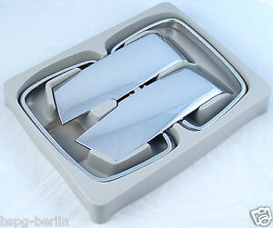 Zubeh r f r kia sportage 2004 2007 chrom rahmen blenden spiegel tuning ebay - Rahmen fur spiegel ...