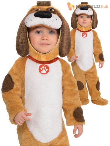 Baby Toddler Animal Costume Boy Girl Zoo Jungle Fancy Dress Infant Jumpsuit Kids