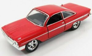 JADA 1/32 CHEVROLET   DOM'S CHEVY IMPALA 1964 - FAST & FURIOUS 8 2017   RED