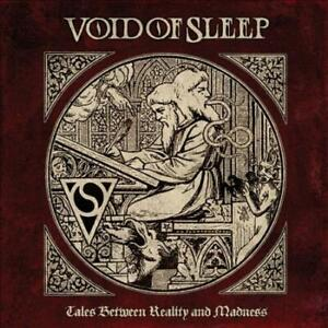 VOID OF SLEEP - TALES BETWEENREALITY AND MADNESS NEW VINYL RECORD