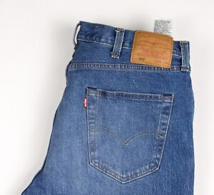 Levi's Strauss & Co Hommes 501 Droit Jambe Jeans Extensible Taille W38 L32