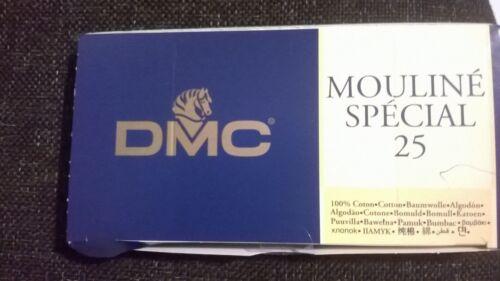DMC 8 Mètres de fil de coton point de croix DMC 832 GOLDEN OLIVE quantité 1
