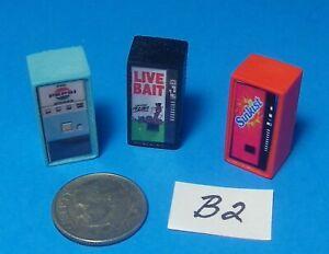 HO Scale LIGHTED Old Style Pepsi Vending Machine 1//87 Illuminated