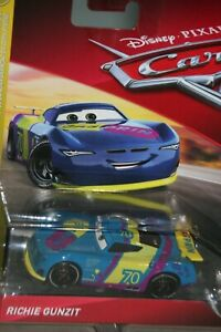 DISNEY-PIXAR-CARS-3-034-RICHIE-GUNZIT-A-K-A-GASPRIN-034-NEW-IN-PACKAGE-SHIP-WW