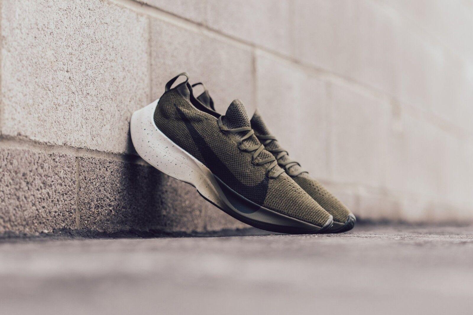 Nike vapore street flyknit medio olive / sequoia uomo - 13 - aq1763 201
