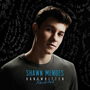 4692f270f0c Image is loading Shawn-Mendes-Handwritten-Revisited-Super-Deluxe-Edition-CD