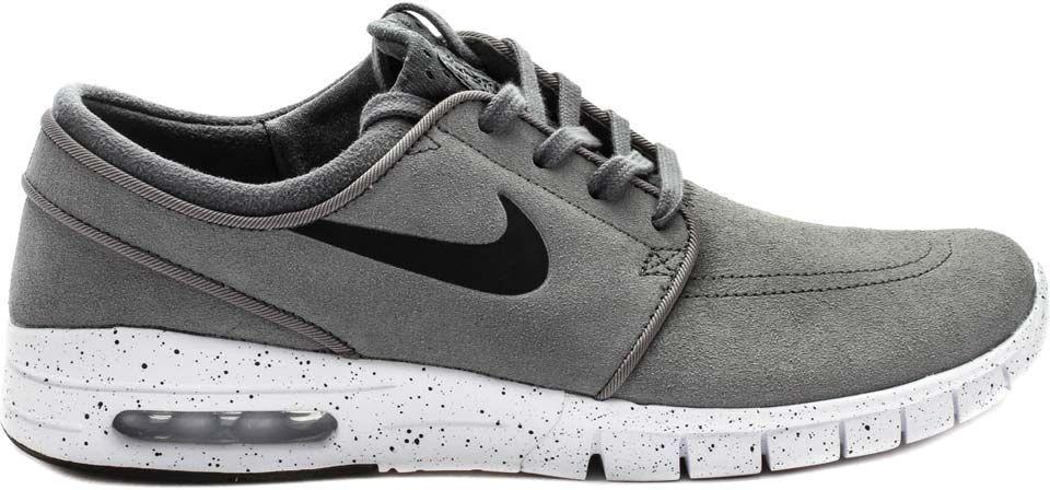 Nike STEFAN JANOSKI MAX L Cool Gris   Noir blanc Discounted  Gris Hommes  Chaussures 251167